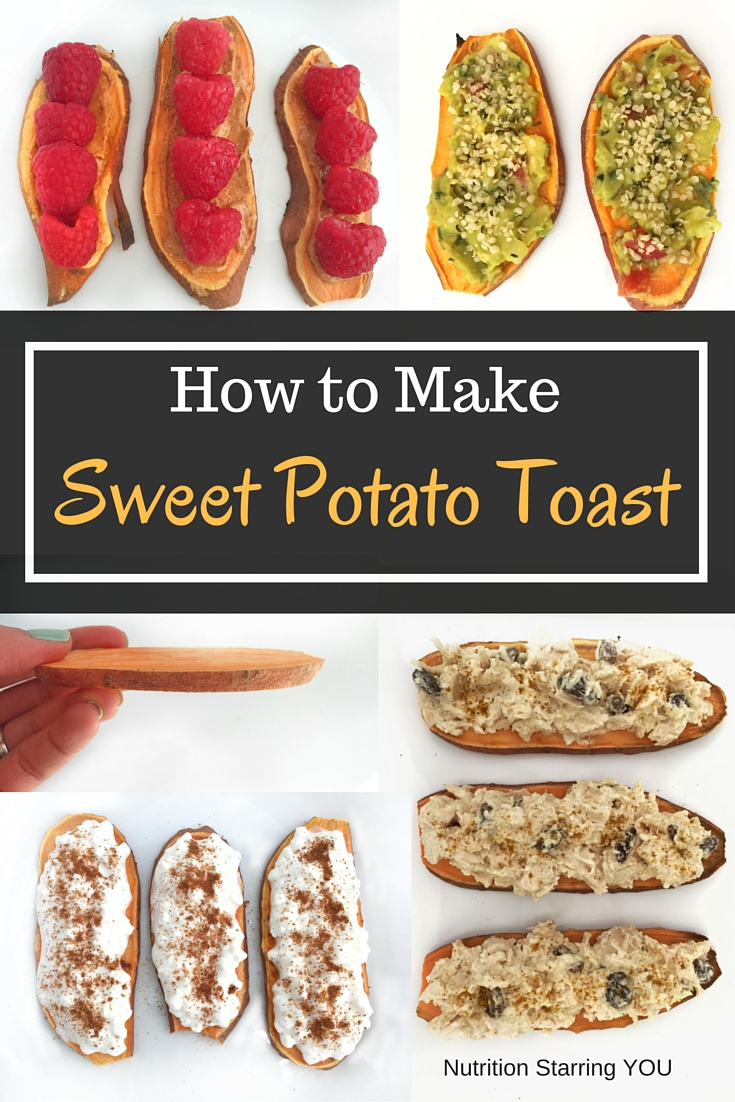 How To Make Dining Room Decorating Ideas To Get Your Home: How To Make Sweet Potato Toast